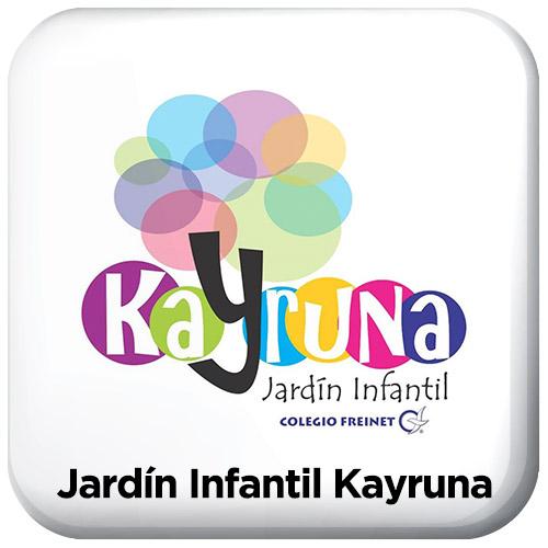 JARDÍN INFANTIL KAYRUNA