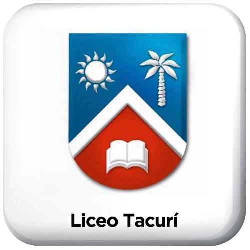 LICEO TACURÍ